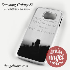 30 Seconds To Mars Found My Self Phone case for samsung galaxy S6 and another samsung Galaxy Devices