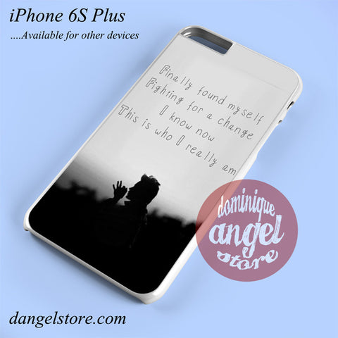 30 Seconds To Mars Found My Self Phone case for iPhone 6 Plus and another iPhone devices