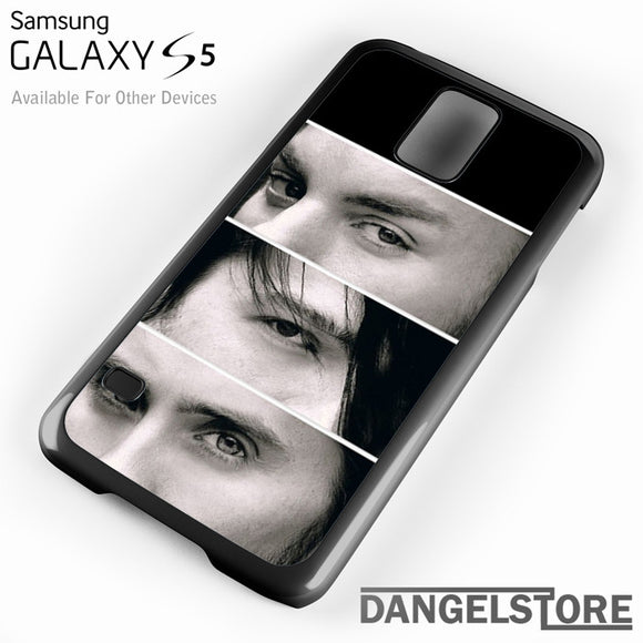 30 Seconds To Mars Members - Samsung Galaxy Case - Samsung S5 Case