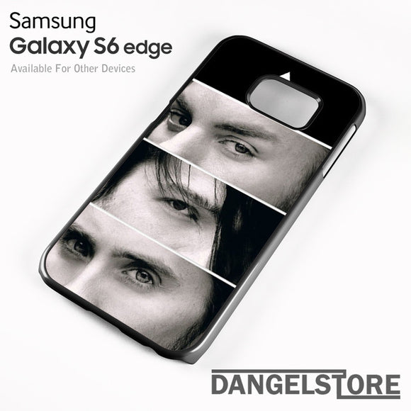 30 Seconds To Mars Members - samsung galaxy case - samsung galaxy S6 Edge - DANGELSTORE
