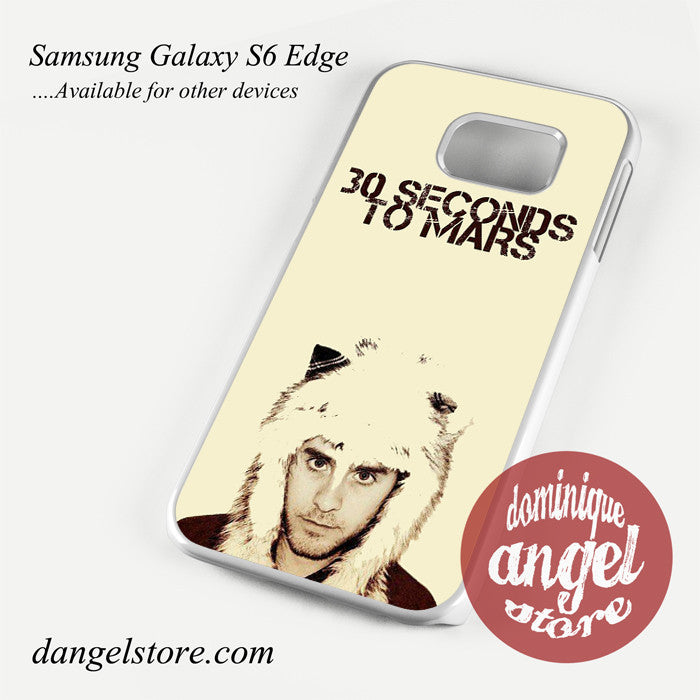 30 Seconds To Mars Jared Letto Phone Case for Samsung Galaxy S6/S6 Edge/S6 Edge Plus