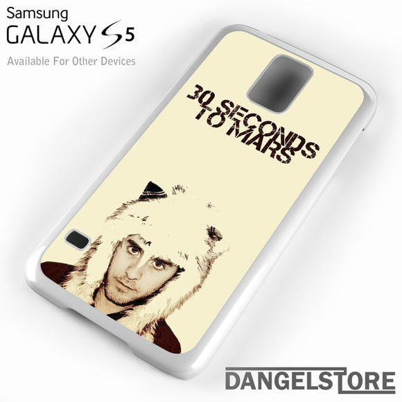 30 Seconds to Mars Jared Letto - Samsung Galaxy Case - Samsung S5 Case