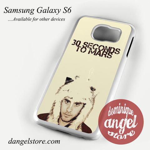 30 Seconds To Mars Jared Letto Phone case for samsung galaxy S6 and another samsung Galaxy Devices