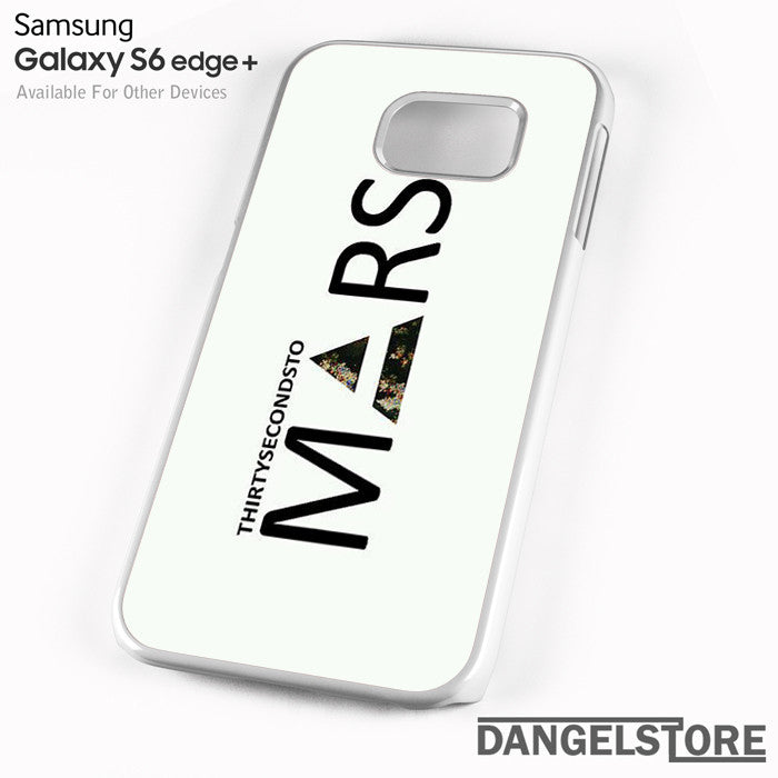 30 Seconds to Mars Logo 2 - Samsung Galaxy Case - Samsung S6 Edge Plus Case - DANGELSTORE