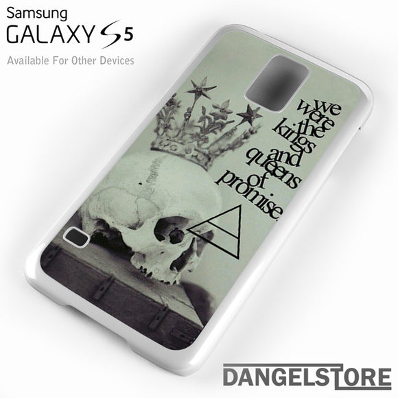 30 Seconds to Mars Lyrics 2 - Samsung Galaxy Case - Samsung S5 Case
