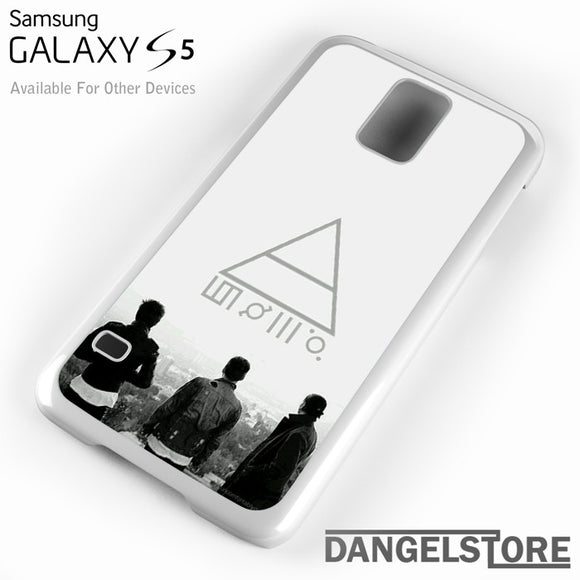 30 Seconds to Mars - Samsung Galaxy Case - Samsung S5 Case
