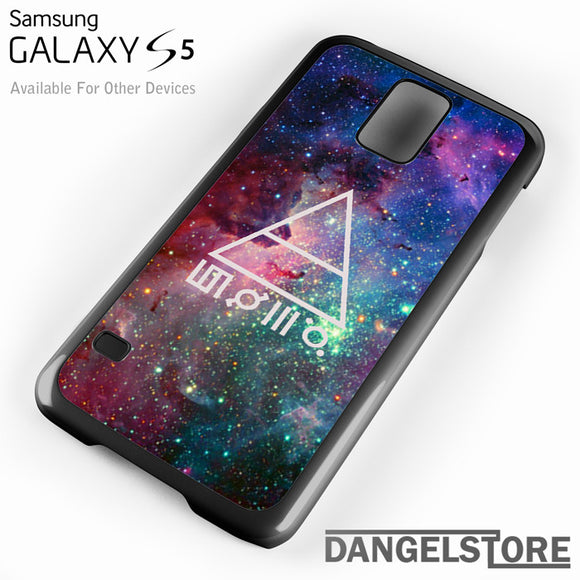 30 seconds to mars galaxy - Samsung Galaxy Case - Samsung S5 Case