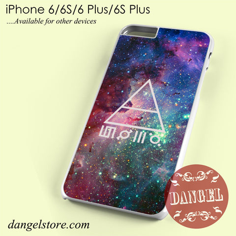 30 Seconds To Mars Galaxy Phone case for iPhone 6/6s/6 Plus/6S plus