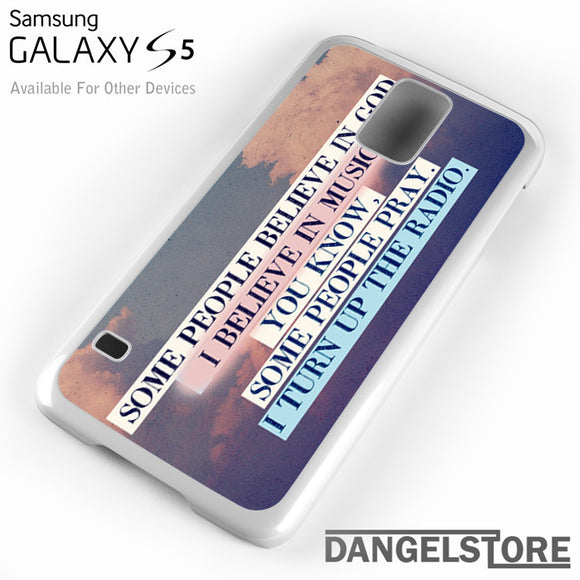 30 seconds to mars quotes - Samsung Galaxy Case - Samsung S5 Case