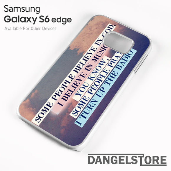 30 seconds to mars quotes - samsung galaxy case - samsung galaxy S6 Edge - DANGELSTORE