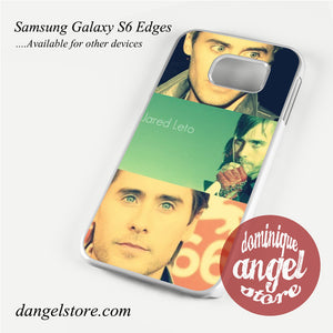 30 STM jared leto Phone Case for Samsung Galaxy S3/S4/S5/S6/S6 Edge - dangelstore
