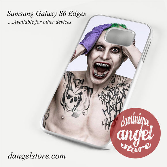 30 Seconds To Mars As Joker Phone Case for Samsung Galaxy S3/S4/S5/S6/S6 Edge