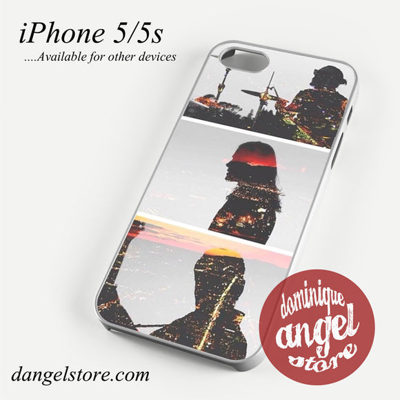 30 Seconds To Mars City Of Angels Phone case for iPhone 4/4s/5/5c/5s/6/6 plus
