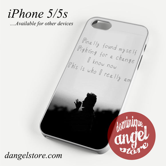 30 Seconds To Mars Found My Self Phone case for iPhone 4/4s/5/5c/5s/6/6 plus