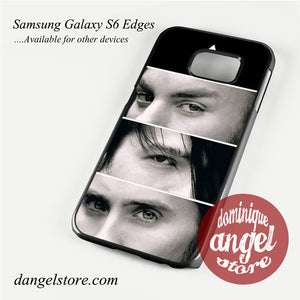 30 Seconds To Mars Members Phone Case for Samsung Galaxy S3/S4/S5/S6/S6 Edge