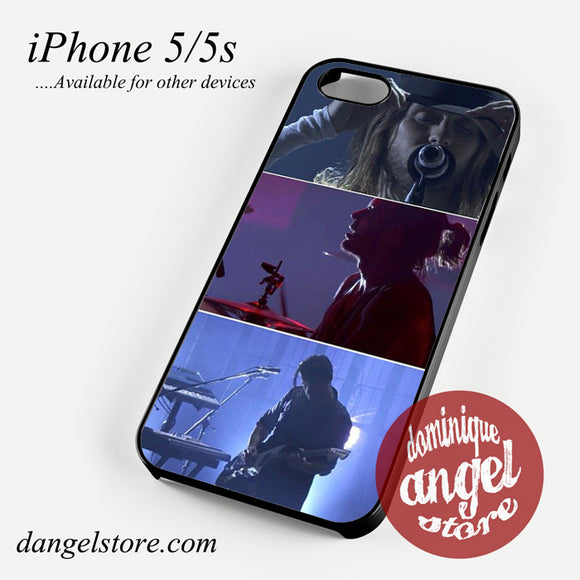 30 Seconds To Mars On Stage Phone case for iPhone 4/4s/5/5c/5s/6/6 plus