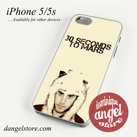 30 Seconds to Mars Jared Letto Phone case for iPhone 4/4s/5/5c/5s/6/6 plus