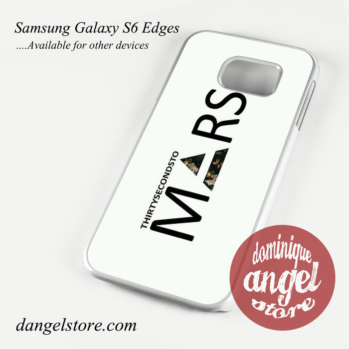 30 Seconds to Mars Logo 2 Phone Case for Samsung Galaxy S3/S4/S5/S6/S6 Edge/S6 Edge Plus