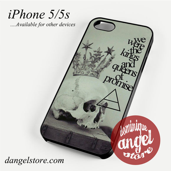 30 Seconds to Mars Lyrics 2 Phone case for iPhone 4/4s/5/5c/5s/6/6 plus