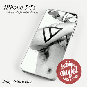 30 Seconds to Mars Tatto Phone case for iPhone 4/4s/5/5c/5s/6/6 plus - dangelstore