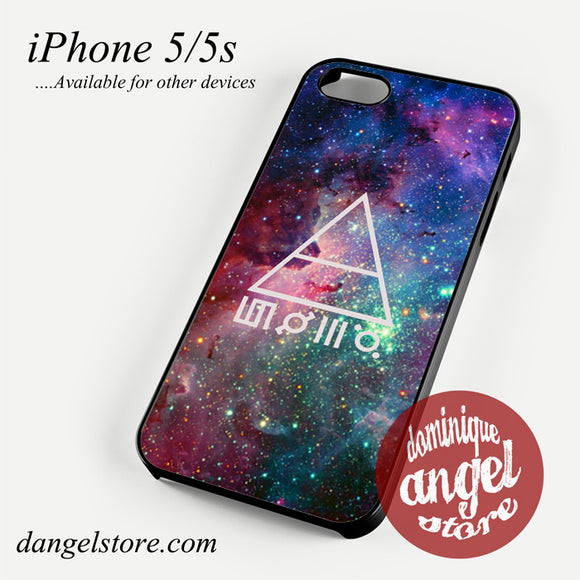 30 seconds to mars galaxy Phone case for iPhone 4/4s/5/5c/5s/6/6 plus