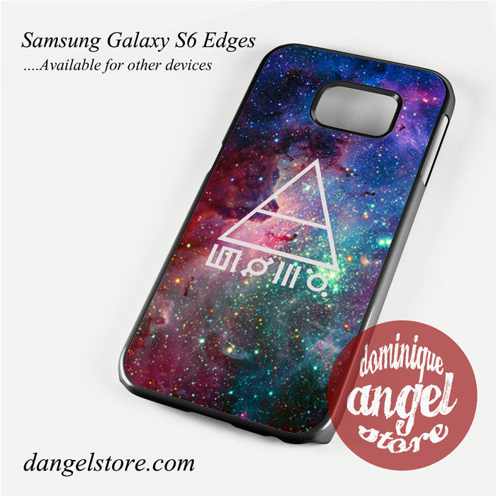 30 seconds to mars galaxy Phone Case for Samsung Galaxy S3/S4/S5/S6/S6 Edge