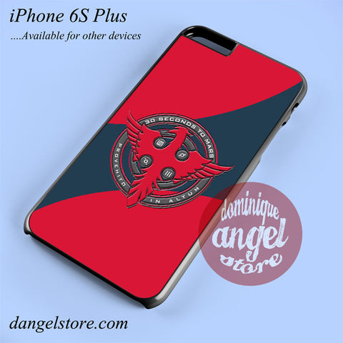 3 Seconds To Mars Logo Phone case for iPhone 6S Plus and another iPhone devices - dangelstore
