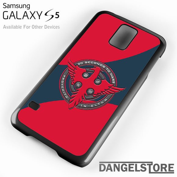 3 seconds to mars logo - Samsung Galaxy Case - Samsung S5 Case