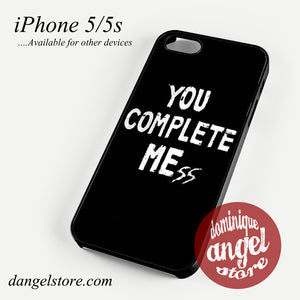 You Complete Me Phone case for iPhone 4/4s/5/5c/5s/6/6 plus