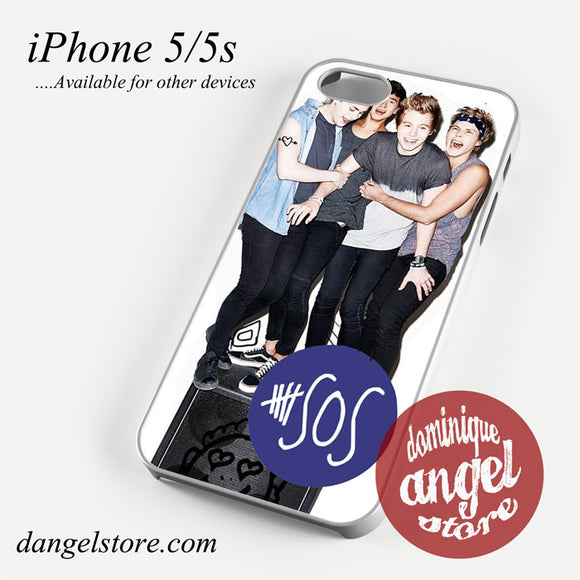 5 seconds of summer band Phone case for iPhone 4/4s/5/5c/5s/6/6 plus
