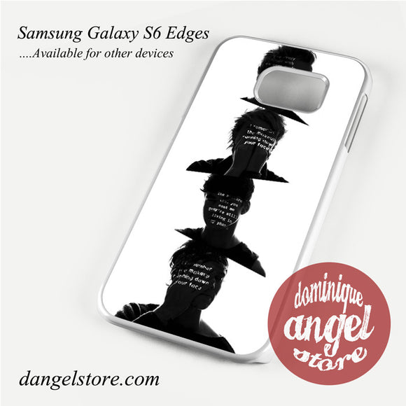 5 seconds of summer quotes Phone Case for Samsung Galaxy S3/S4/S5/S6/S6 Edge