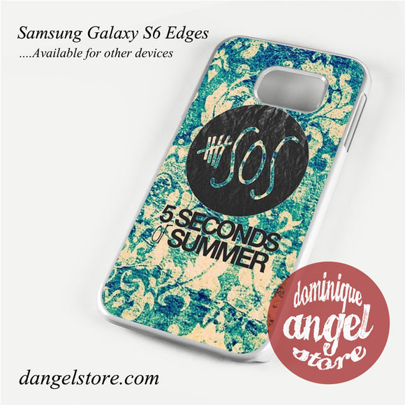 5 seconds of summer vintage Phone Case for Samsung Galaxy S3/S4/S5/S6/S6 Edge
