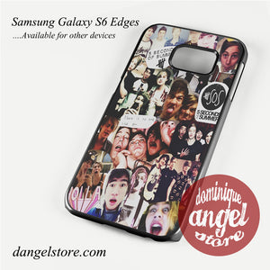 5 sos collage Phone Case for Samsung Galaxy S3/S4/S5/S6/S6 Edge