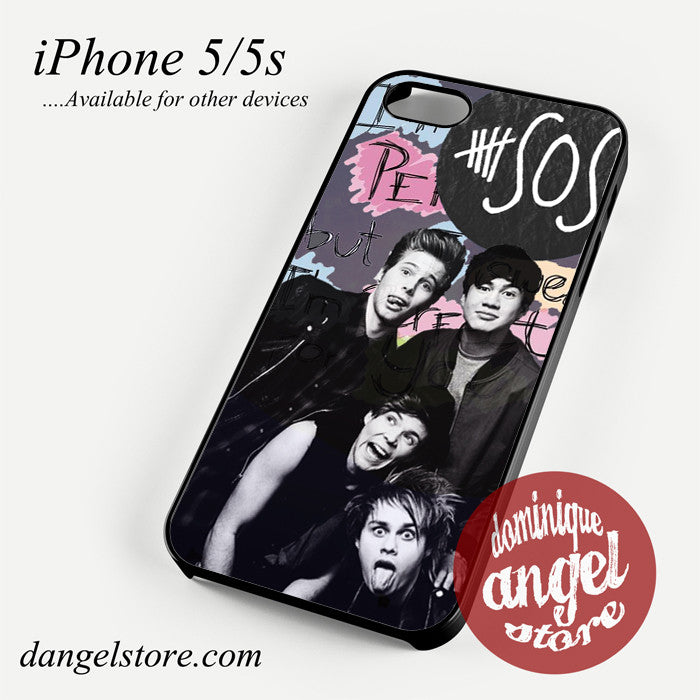5seconds of summer Phone case for iPhone 4/4s/5/5c/5s/6/6 plus