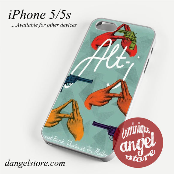 ALT-J Album Phone case for iPhone 4/4s/5/5c/5s/6/6 plus