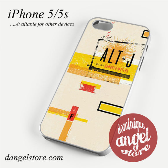 ALT-J Album Hundred Waters Phone case for iPhone 4/4s/5/5c/5s/6/6 plus