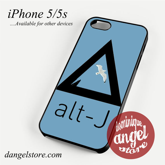ALT-J Logo (3) Phone case for iPhone 4/4s/5/5c/5s/6/6 plus