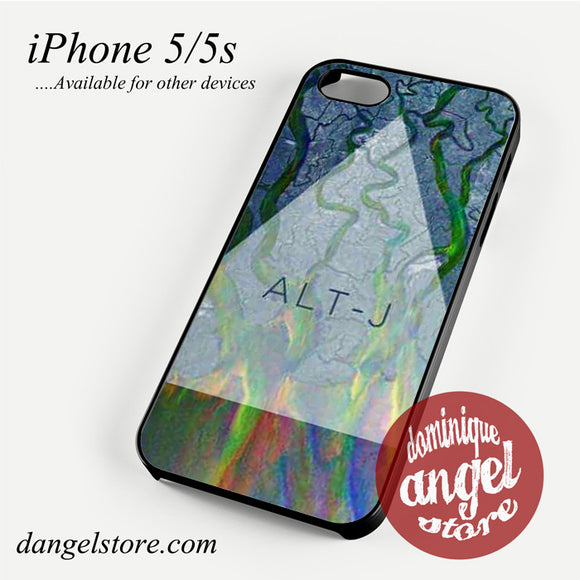 ALT-J Logo (4) Phone case for iPhone 4/4s/5/5c/5s/6/6 plus