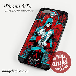 ASSASSIN'S CREED UNITY ARNO DORIAN POSTER Phone case for iPhone 4/4s/5/5c/5s/6/6s/6 plus