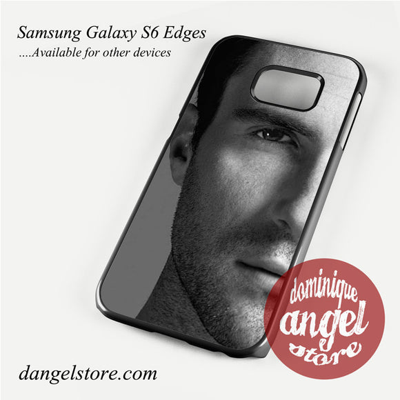 Adam Noah Levine Face Phone Case for Samsung Galaxy S3/S4/S5/S6/S6 Edge