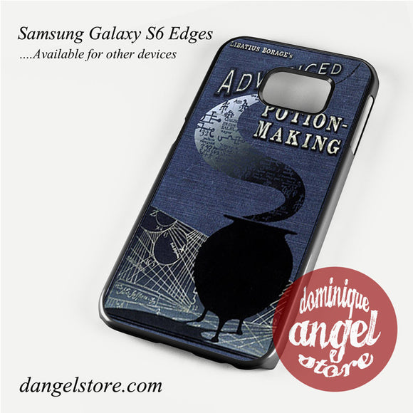 Advanced_Potion_Making_2 Phone Case for Samsung Galaxy S3/S4/S5/S6/S6 Edge