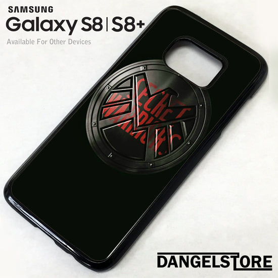 Agents of Shield Secret Warriors GT Samsung Galaxy S8 Case - Dangelstore