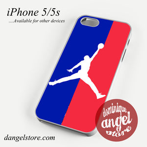 Air Jordan NBA Phone case for iPhone 4/4s/5/5c/5s/6/6 plus