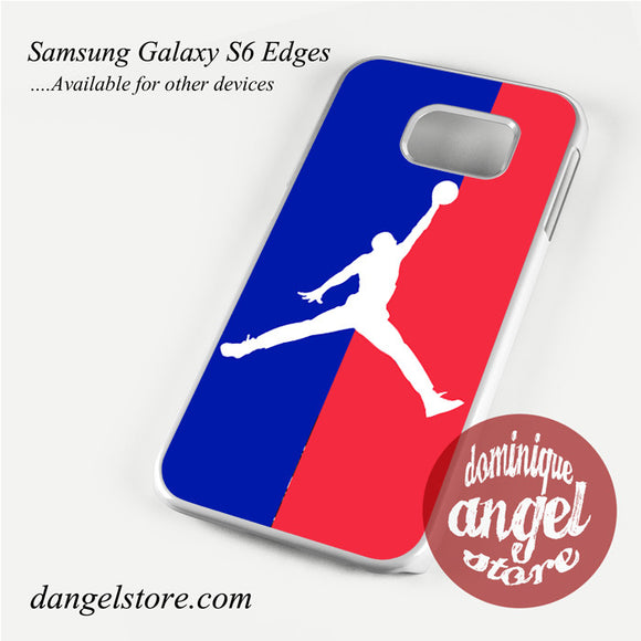 Air Jordan NBA Phone Case for Samsung Galaxy S3/S4/S5/S6/S6 Edge