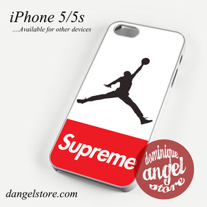Air Jordan Supreme Phone case for iPhone 4/4s/5/5c/5s/6/6 plus