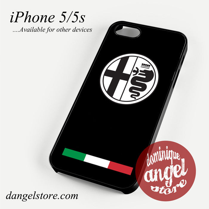 Alfa Romeo From Italy Phone case for iPhone 4/4s/5/5c/5s/6/6 plus