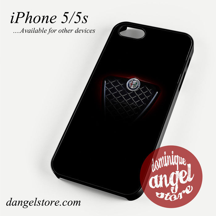Alfa Romeo Giulia Phone case for iPhone 4/4s/5/5c/5s/6/6 plus