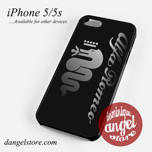 Alfa Romeo Snake Logo Phone case for iPhone 4/4s/5/5c/5s/6/6 plus