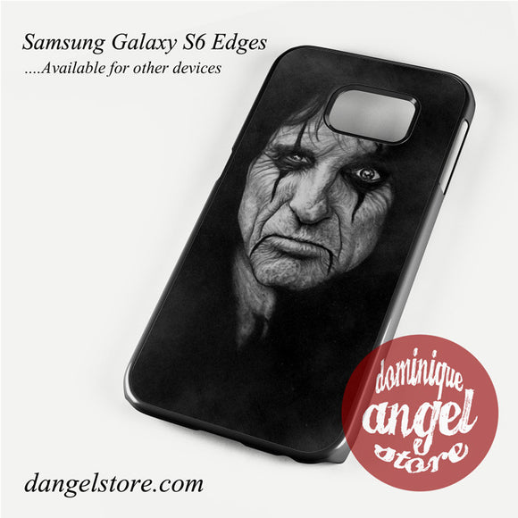 Alice_cooper Phone Case for Samsung Galaxy S3/S4/S5/S6/S6 Edge