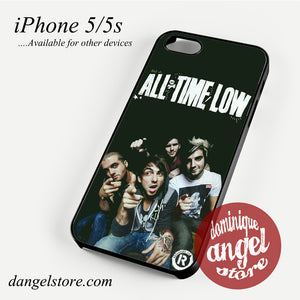 All Time Low Crews Phone case for iPhone 4/4s/5/5c/5s/6/6 plus